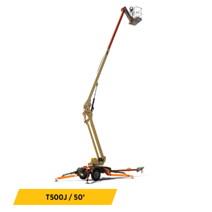 Towable Boom Lifts Equipment
