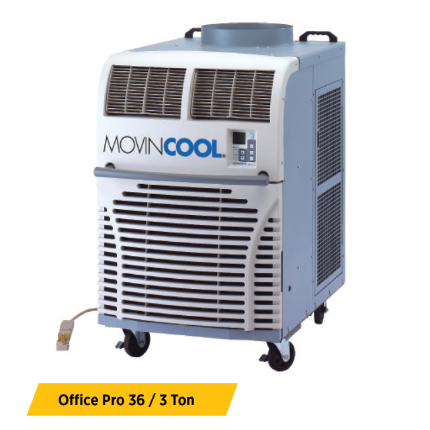 Air Conditioners Portable - 1 to 5 Ton Equipment