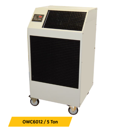 Air Conditioners Portable - Water Cooled Equipment