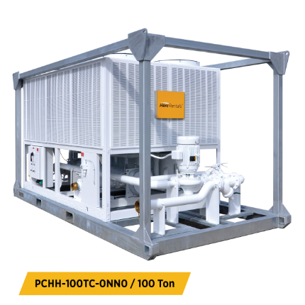 Chillers - 30 to 500 Ton - United States Specifications Equipment