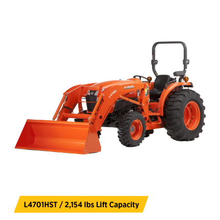 Landscape Tractors Equipment