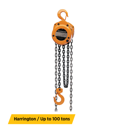 Chain Hoists Equipment