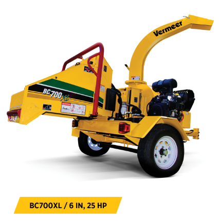 Wood Chippers Equipment