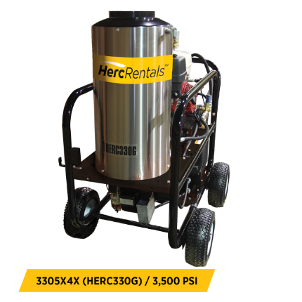 Hot Water Pressure Washers Equipment