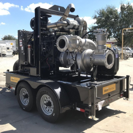 Specialty Diesel Pump Equipment