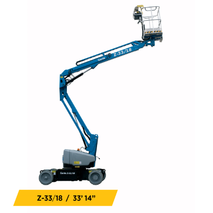 Articulating Boom Lifts Equipment