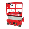 Compact Electric Scissor Lifts