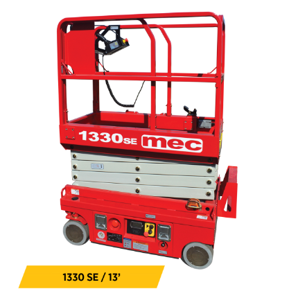 Compact Electric Scissor Lifts Equipment