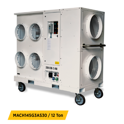 Air Conditioners Portable - 5 to 12 Ton Equipment