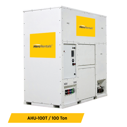 Air Handlers - 50 to 140 Ton Equipment