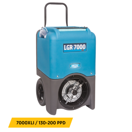 Dehumidifiers LGR Equipment