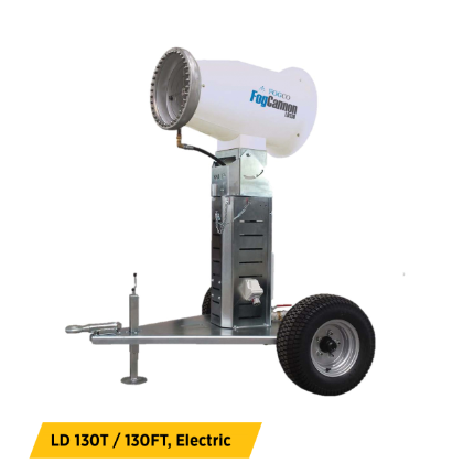 Dust Suppression Fog Cannon Equipment