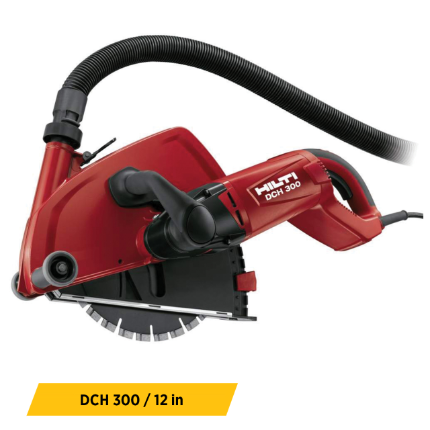 Electric Cutoff Saws Equipment