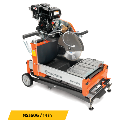 Tile Saws Equipment