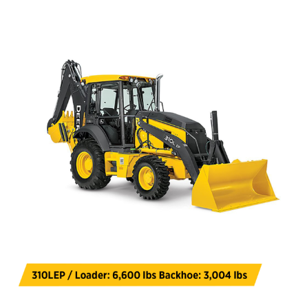 Backhoe Loaders Equipment