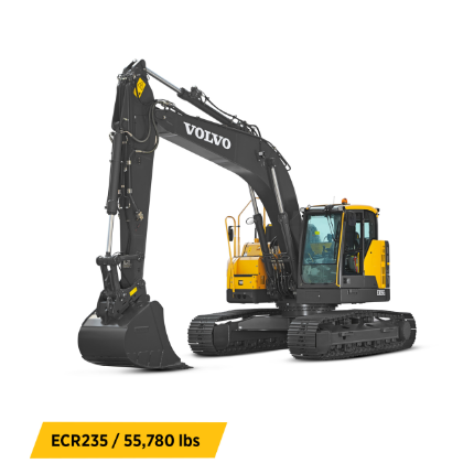 Excavators Equipment