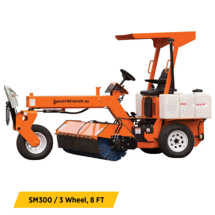Street Sweeper Equipment