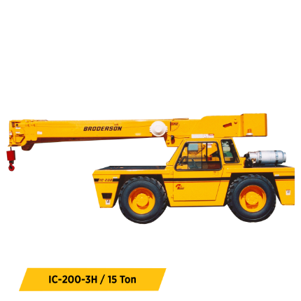 Carry Deck Cranes Equipment