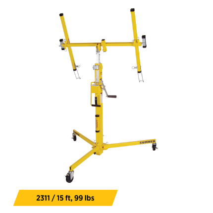 Material & Contractor Lifts Equipment