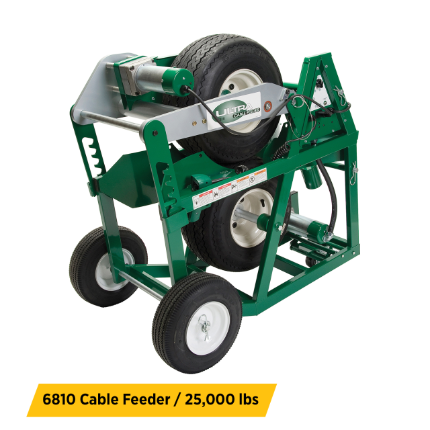 Cable Pulling & Conduit Bending Equipment