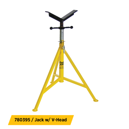 Pipe Stands & Vises Equipment