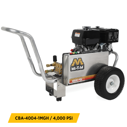 Cold Water Pressure Washers Equipment